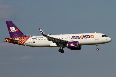 Air Cairo Airbus A320-251N WL SU-BUK (msn 10152) ZRH (Andi Hiltl). Image: 954955.