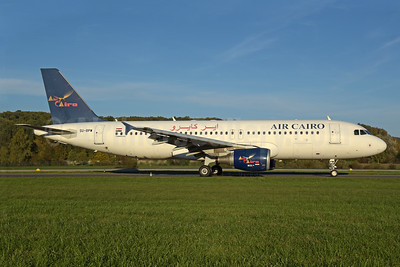 Air Cairo Airbus A320-214 SU-BPW (msn 3282) ZRH (Rolf Wallner). Image: 937528.