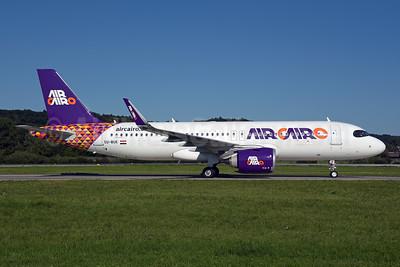 Air Cairo Airbus A320-251N WL SU-BUK (msn 10152) ZRH (Rolf Wallner). Image: 954956.