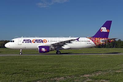 Air Cairo Airbus A320-214 SU-BTM (msn 4320) ZRH (Rolf Wallner). Image: 941749.