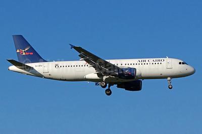 Air Cairo Airbus A320-214 SU-BPU (msn 2937) ZRH (Paul Bannwarth). Image: 937527.