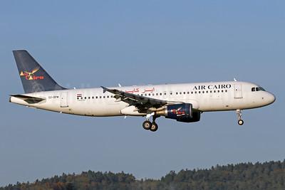 Air Cairo Airbus A320-214 SU-BPW (msn 3282) ZRH (Andi Hiltl). Image: 939557.