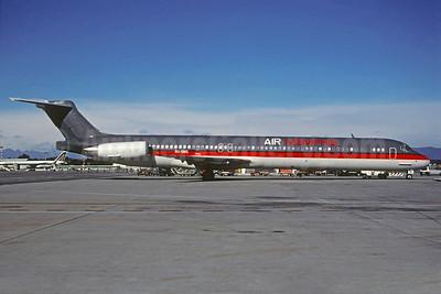 Air Memphis McDonnell Douglas DC-9-83 (MD-83) SU-BME (msn 49628) MXP (Jacques Guillem Collection). Image: 934763.