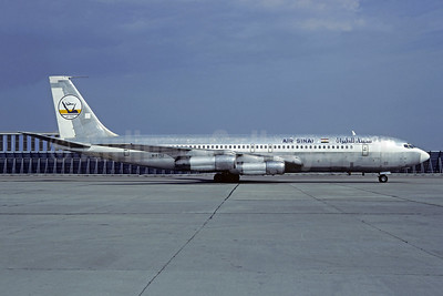 Air Sinai Boeing 707-331B N18712 (msn 19226) CPH (Christian Volpati Collection). Image: 941290.