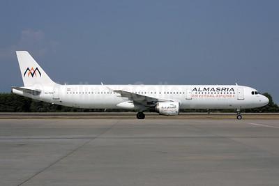 AlMasria Universal Airlines Airbus A321-211 SU-TCG (msn 852) AYT (Antony J. Best). Image: 942627.
