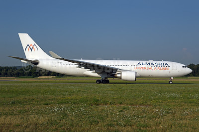 AlMasria Universal Airlines Airbus A330-203 SU-TCH (msn 661) ZRH (Rolf Wallner). Image: 942958.