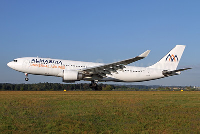 AlMasria Universal Airlines Airbus A330-203 SU-TCH (msn 661) ZRH (Andi Hiltl). Image: 943184.