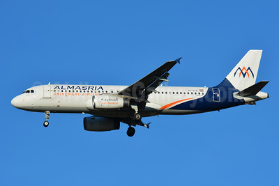 AlMasria Universal Airlines Airbus A320-232 SU-TCE (msn 977) BSL (Paul Bannwarth). Image: 943330.
