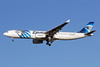 EgyptAir Airbus A330-343X SU-GDS (msn 1143) LHR (Rolf Wallner). Image: 910071.