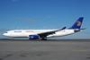 Egypt Air Airbus A330-243 SU-GCJ (msn 709) CDG (Christian Volpati). Image: 904730.