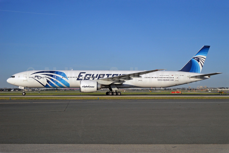 EgyptAir Boeing 777-36N ER SU-GDN (msn 38288) YYZ (TMK Photography). Image: 913302.