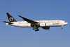 EgyptAir Boeing 777-266 ER SU-GBR (msn 28424) (Star Alliance) LHR (Terry Wade). Image: 901461.