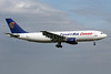 Egypt Air Cargo Airbus A300B4-203 (F) SU-BDG (msn 200) STN (Pedro Pics). Image: 900039.