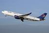 Egypt Air Airbus A330-243 SU-GCH (msn 683) LHR (SPA). Image: 940826.