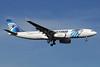 EgyptAir Airbus A330-243 SU-GCF (msn 610) JNB (Paul Denton). Image: 910384.