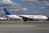 Egypt Air Boeing 777-266 ER SU-GBR (msn 28424) LHR. Image: 924733.