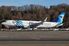 EgyptAir Boeing 737-866 WL SU-GEA (msn 40760) BFI (Nick Dean). Image: 905775.