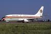 Egypt Air Boeing 737-2N7 SU-GAN (msn 21226) LIN (Christian Volpati Collection). Image: 932075.
