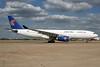 Egypt Air Airbus A330-243 SU-GCJ (msn 709) LHR (Wingnut). Image: 908501.