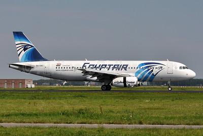 EgyptAir Airbus A320-232 SU-GBZ (msn 2070) AMS (Tony Storck). Image: 909511.