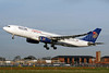 Egypt Air Airbus A330-243 SU-GCH (msn 683) LHR (SPA). Image: 935723.