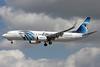 EgyptAir Boeing 737-866 WL SU-GDD (msn 35566) LHR (David Apps). Image: 905163.