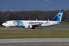 EgyptAir Boeing 737-866 WL SU-GEA (msn 40760) GVA (Paul Denton). Image: 912273.