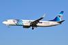 EgyptAir Boeing 737-866 WL SU-GDD (msn 35566) BRU (Karl Cornil). Image: 910070.