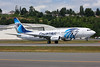 EgyptAir Boeing 737-866 WL SU-GEB (msn 40800) BFI (Rick Schlamp). Image: 906685.