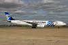 EgyptAir Airbus A330-343X SU-GDS (msn 1143) LHR. Image: 929597.