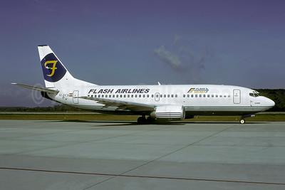 "Airline Color Scheme - Introduced 2001 - ""Karim"""