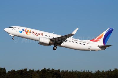 FlyEgypt Boeing 737-82R WL SU-TMJ (msn 38173) FRA (Marcelo F. De Biasi). Image: 942578.