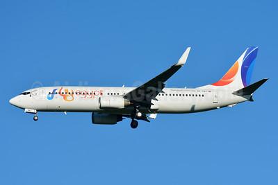 FlyEgypt Boeing 737-82R WL SU-TMJ (msn 38173) BSL (Paul Bannwarth). Image: 941507.