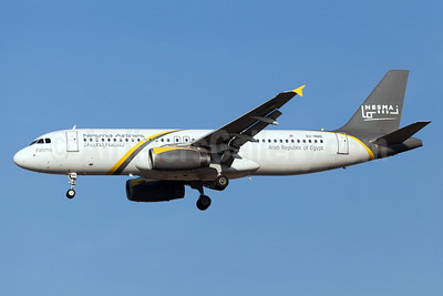 Nesma Airlines Airbus A320-232 SU-NMB (msn 1732) TLS (Clement Alloing). Image: 907672.