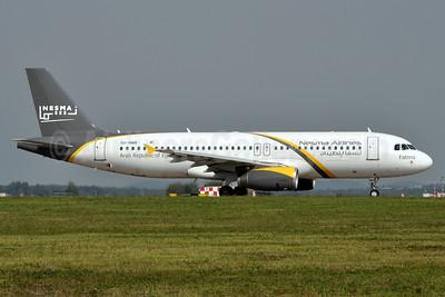 Nesma Airlines Airbus A320-232 SU-NMB (msn 1732) MXP (Richard Vandervord). Image: 906193.