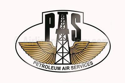 1. PAS - Petroleum Air Services logo