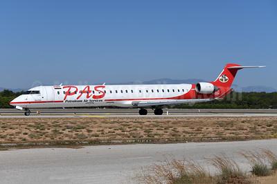 PAS-Petroleum Air Services Bombardier CRJ900 (CL-600-2D24) SU-CCH (msn 15441) AYT (Ton Jochems). Image: 955131.