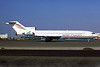 Palestinian Airlines Boeing 727-230 SU-YAK (msn 21621) DXB (Perry Hoppe). Image: 920614.