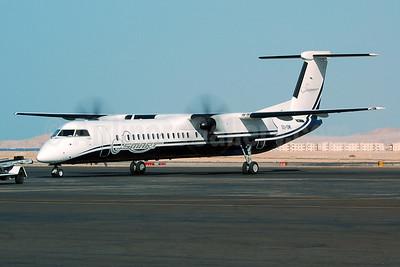 Smart Aviation Company Bombardier DHC-8-402 (Q400) SU-SMI (msn 4368) SSH (Nik French). Image: 912416.