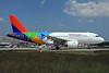 Eritrean Airlines (BH Air) Airbus A319-112 LZ-AOA (msn 3139) FRA (Bernhard Ross). Image: 908373.