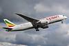 Ethiopian Airlines Boeing 787-8 Dreamliner ET-ATH (msn 38475) BFI (Joe G. Walker). Image: 937127.