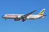 "Ethiopian Airlines Boeing 787-8 Dreamliner ET-AOP (msn 34744) ""Boeing 787"" LAX (Michael B. Ing). Image: 929816."