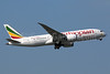 Ethiopian Airlines Boeing 787-8 Dreamliner ET-AOT (msn 34748) HKG (Javier Rodriguez). Image: 936421.