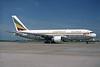 Ethiopian Airlines Boeing 767-260 ER ET-AIE (msn 23106) LHR. Image: 927437.