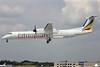 Ethiopian Airlines Bombardier DHC-8-402 (Q400) ET-ARM (msn 4472) FAB (Antony J. Best). Image: 924001.