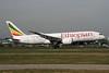 Ethiopian Airlines Boeing 787-8 Dreamliner ET-AOV (msn 34750) LHR. Image: 927317.