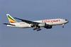 Ethiopian Airlines Boeing 777-260 LR ET-ANO (msn 40771) IAD (Brian McDonough). Image: 905842.