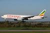 Ethiopian Cargo (Ethiopian Airlines) Boeing 777-F60 ET-ARH (msn 42031) LGG (Karl Cornil). Image: 928921.