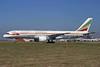 Ethiopian Airlines Boeing 757-260 ET-AKF (msn 26058) LHR (Antony J. Best). Image: 927108.