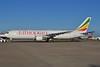 Ethiopian Airlines Boeing 767-3BG ER ET-AMG (msn 30566) LHR (Dave Glendinning). Image: 908819.
